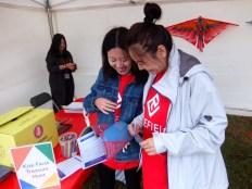 Volunteers reading programme