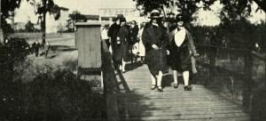 Harris Gully Bridge Thanksgiving 1926