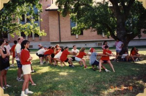 Tug of war 1993