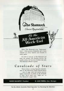 Rice-Texas 1950 Shamrock
