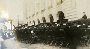 Commencment 1924 ironwork 2