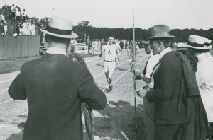 Track meet possibly 1916