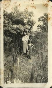 Emilia Y Garcia and Socorro Y Garcia 1948 at Rice Institute