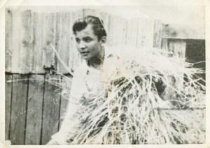 Sergio Leon Yanez Garcia ca 1947 at Rice