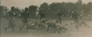 Football action 1923