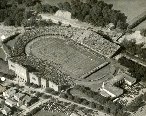 1949 Old Stadium Allen Papers