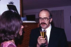 Alex Dessler sllides Bill martin beer 71
