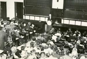 Physics Amph John Lyon Reid October 62 Semicentennial lecture medal