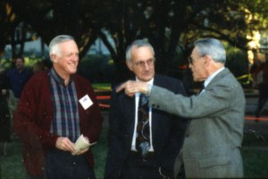 King Carl and Norman Humanities groundbreaking 99