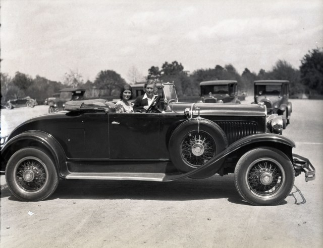 Glass big car 1929