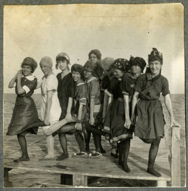 New sylvan beach summer 1914 Rice YWCA A waggaman