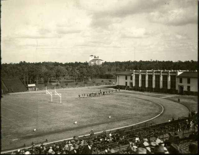 Old stadium north stands 1926 046