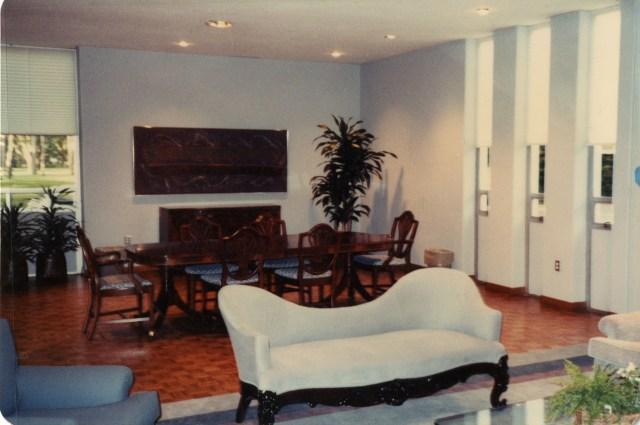 Brown interior 1965