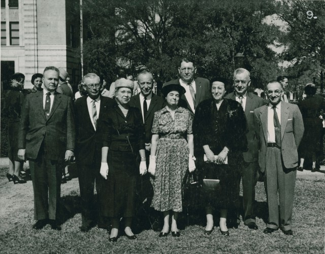 Homecoming 1956 class of 1916
