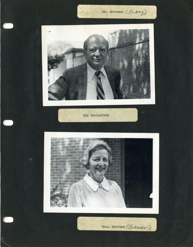 Brown masters 1980