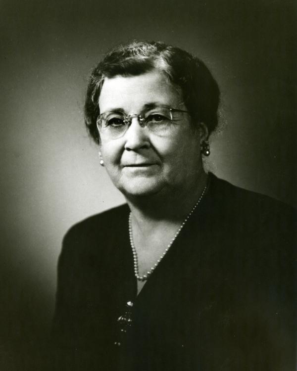 Mrs. Ella Fondren