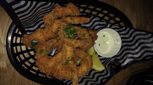 Delicious Crispy Kraken w/ Lemon & Aioli