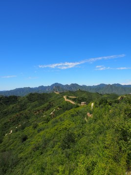 Panlongshan Great Wall 蟠龙山长城, Gubeikou 古北口, Beijing 北京, China 中国