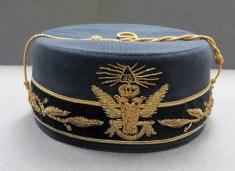 Dr. Charles Rochelle 33rd Degree Masonic Hat