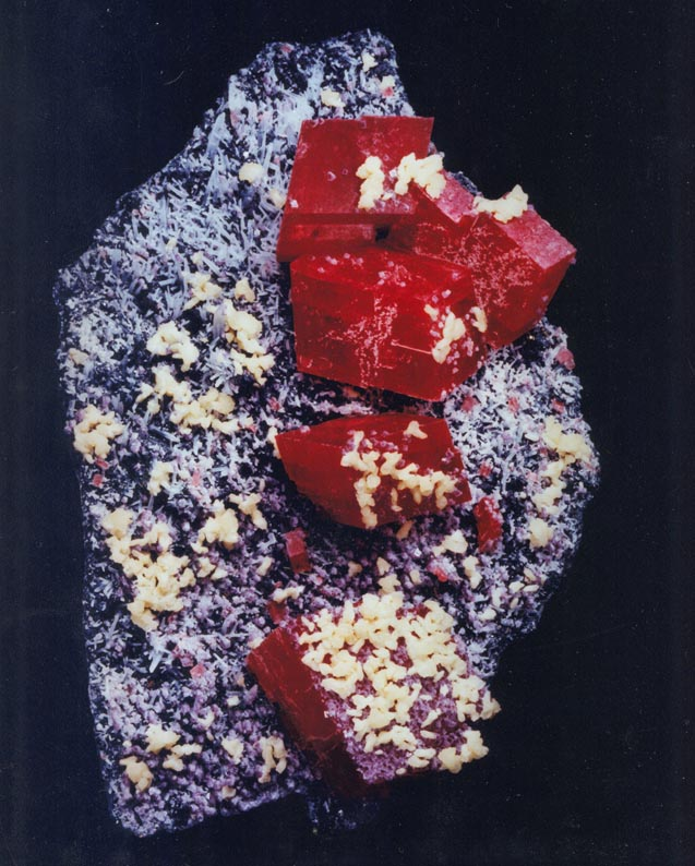 Rice Northwest Museum of Rocks and Minerals - The Alma Rose.