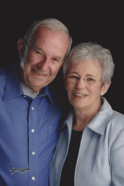 Dennis and Mary Murphy