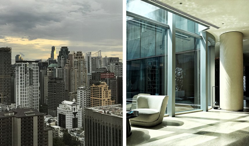 Park Hyatt Bangkok Review