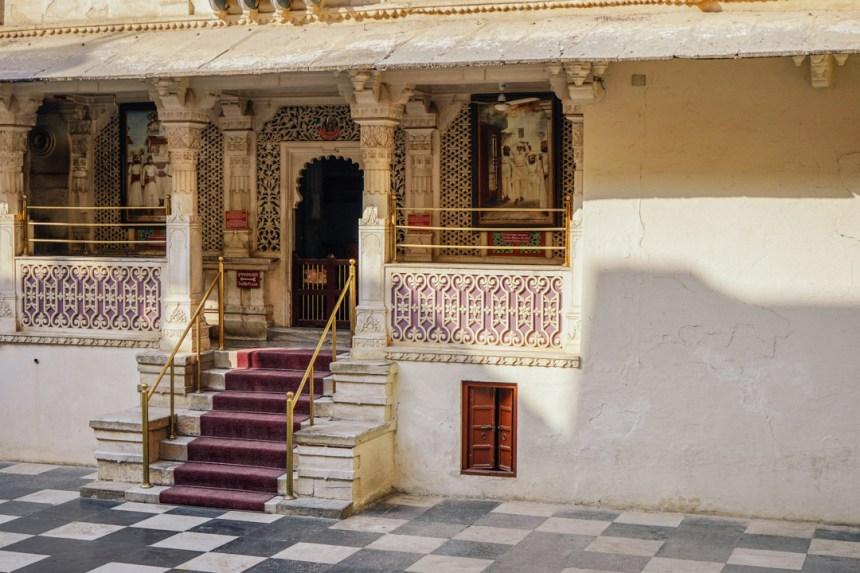 Udaipur City Palace photos