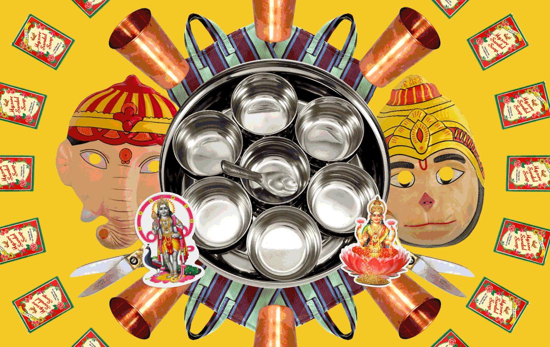 India Unique Souvenirs Mumbai Delhi