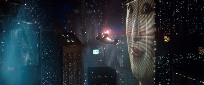 Immagine tratta dal film Blade Runner