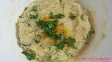 Sformato fagiolini e patate - 6
