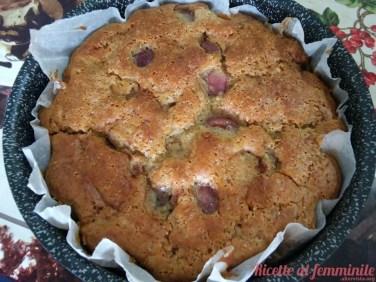 Torta all'uva senza grassi versione vegan - 14102270_1208630479170656_5890466783139512978_n