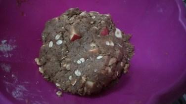 Biscotti con mele e noci senza lattosio - 1