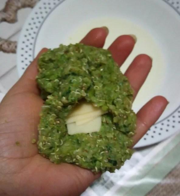 Polpette di quinoa e broccoli - Polpette-di-quinoa-e-broccoli-1
