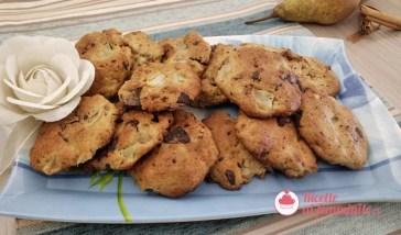 Biscotti pere e cioccolato senza burro - biscotti-pere-e-cioccolato-2