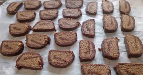 Biscotti cioccograno fatti in casa - cioccograno-5