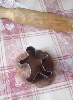 Ricetta lebkuchen biscotti speziati di Natale - prep-3-lebkuchen
