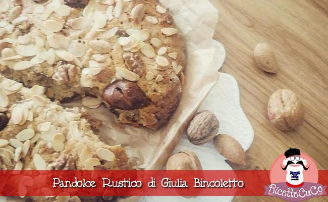 pandolce rustico giulia bincoletto natale ricette natalizie monsieur cuisine moncu moulinex cuisine companion ricette cuco bimby