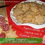 Salatini integrali con il Cuisine Companion di Tiziana M. – Natale con RicetteCuCo.it