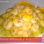 Scampi all'Arancia con il Cuisine Companion di Betty – Natale con RicetteCuCo
