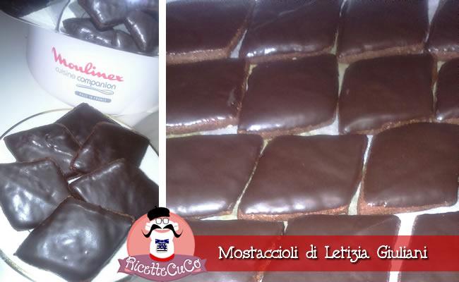 mostaccioli letizia giulianii ricette natalizie dolci monsieur cuisine moncu moulinex cuisine companion ricette cuco bimby kcook kenwood
