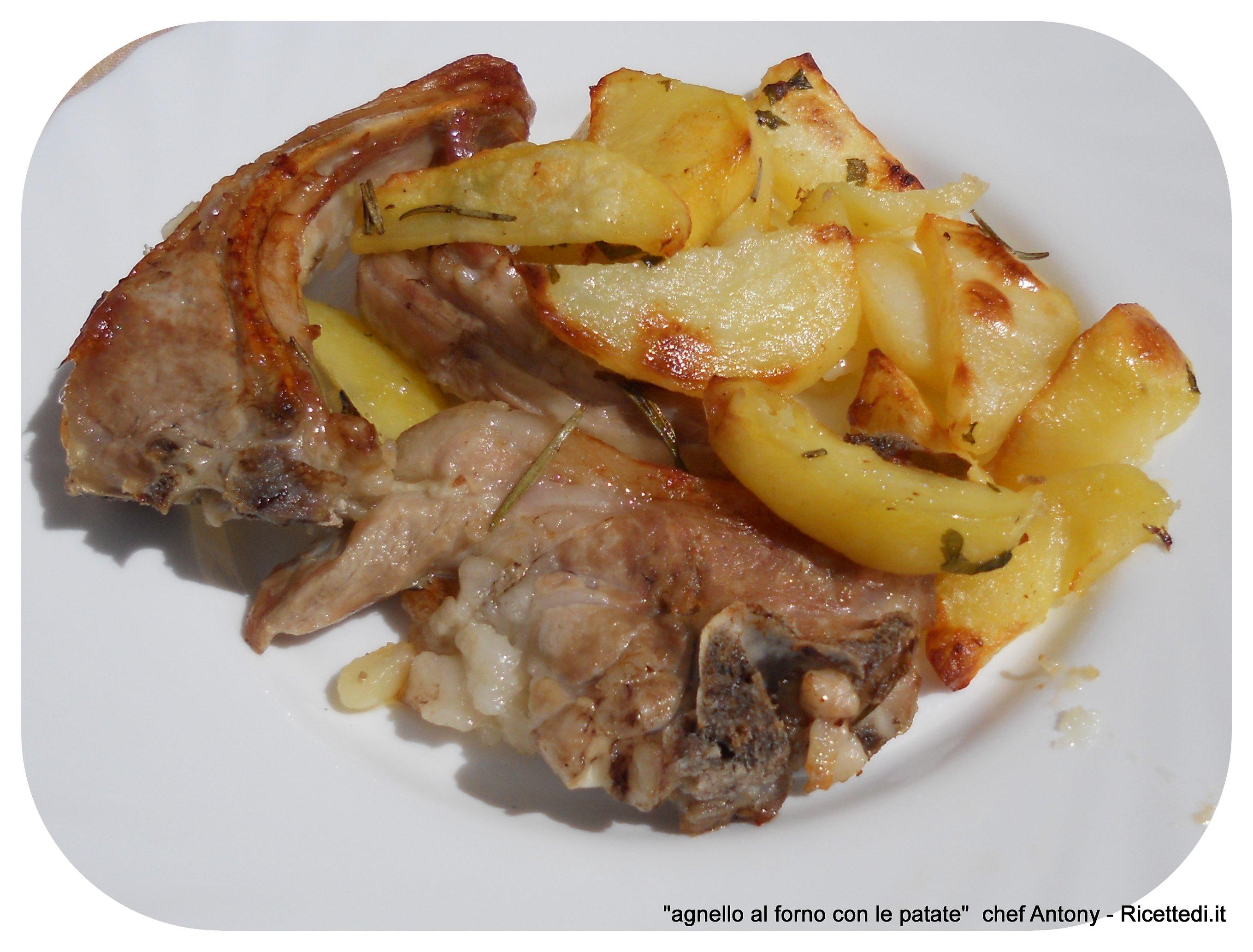 Ricette carne al forno con patate