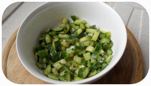 zucchine appassite in padella