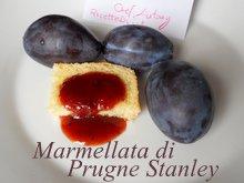 marmellata di prugne stanley