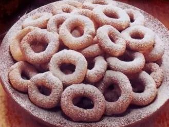 Ciambelline fritte
