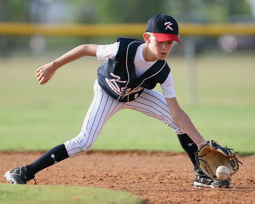 少年野球向け守備/自宅で簡単に出来るハンドリング練習と3つのコツ