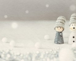 寒中お見舞い画像