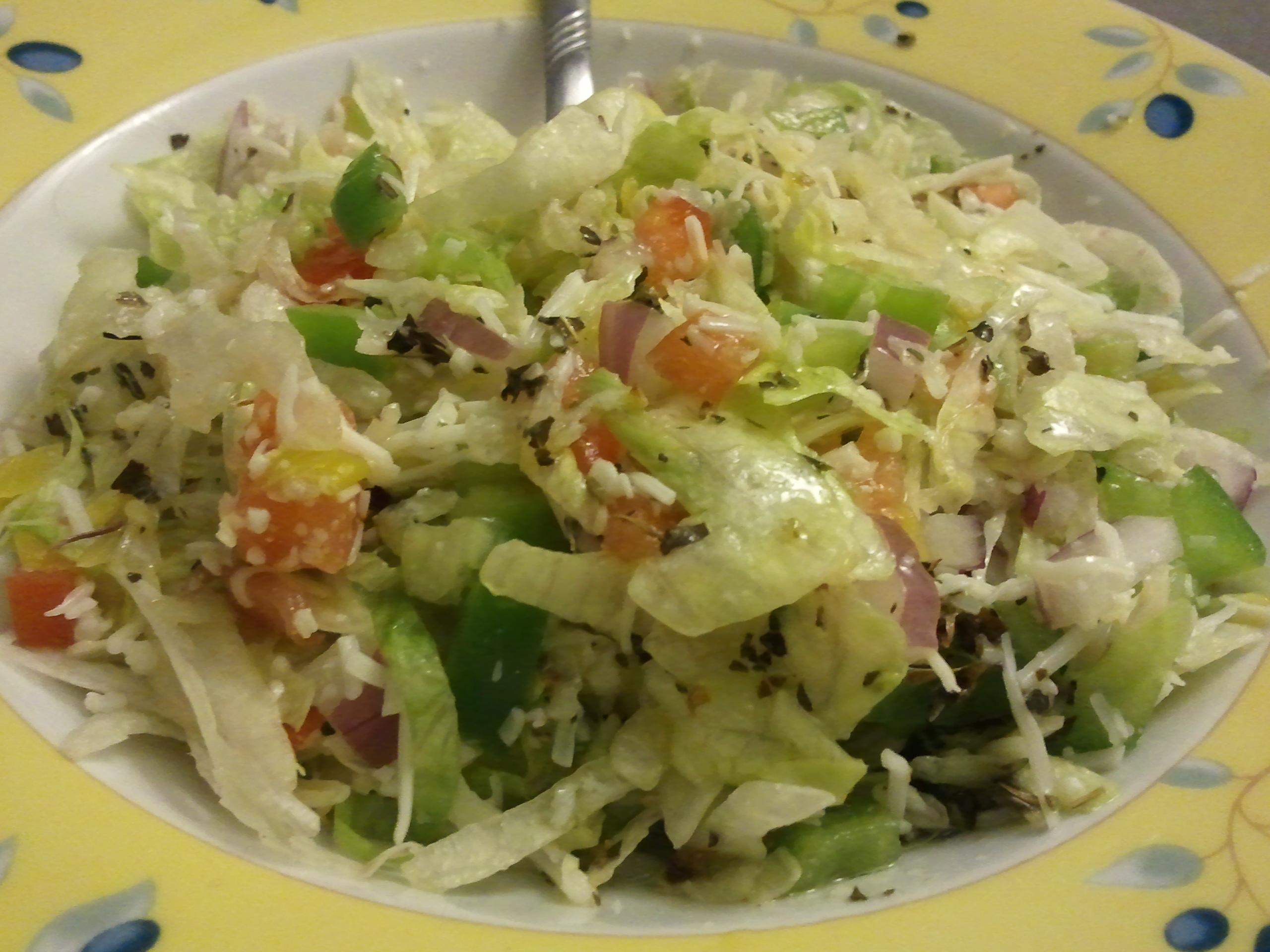 Greek-Italian Salad