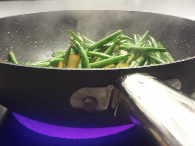 Sweet & Sour Green Beans