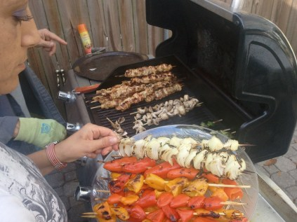 Thanks to Don for his amazing grilling skills