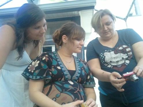 Andrea, Tina, Mirjana